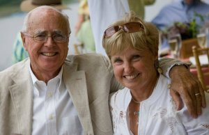The donors Robert E. King and his wife, Dorothy, also founded the Thrive Foundation for Youth.