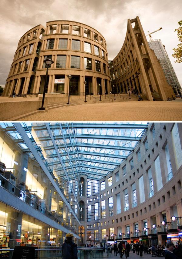 Central Public Library, Vancouver, Canada